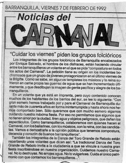 5. DIARIO - APORTES AL CARNAVAL