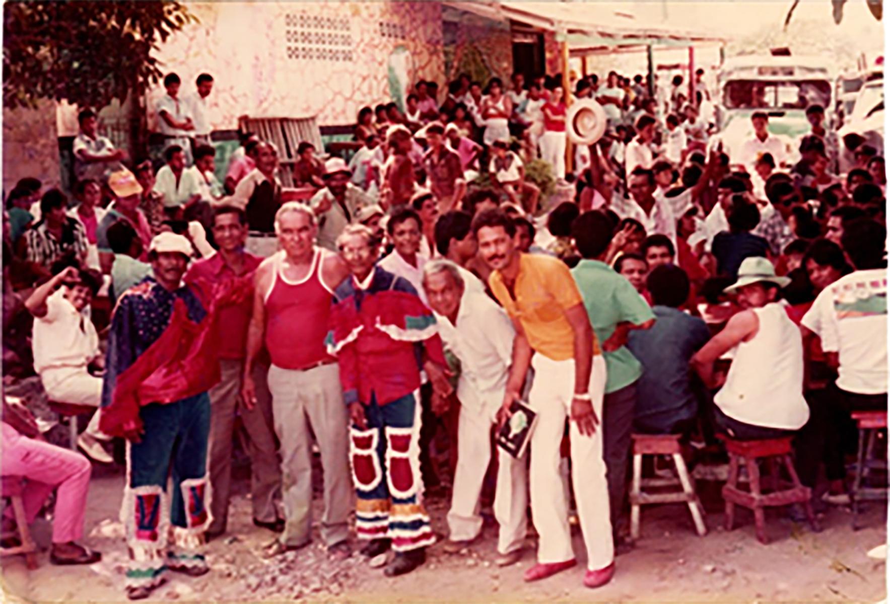 ASAMBLEA DIRECTORES DE GRUPO 1983