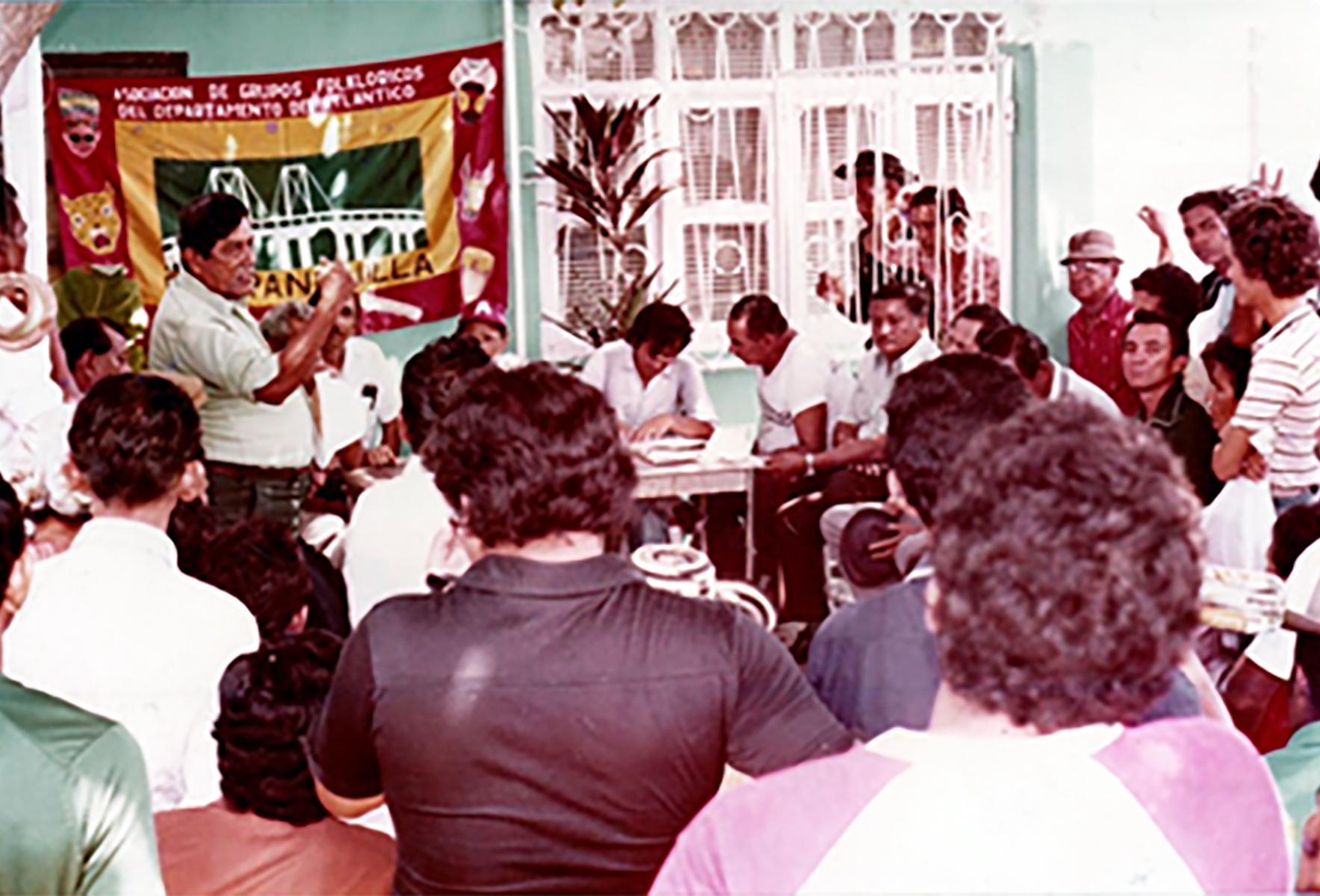 ASAMBLEA DIRECTORES DE GRUPO 1985